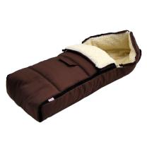 SMEĐA zimska vreća 105 cm - 100% ovčja vuna