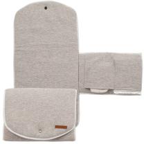 Siva komfortna previjalna podloga Pure Grey