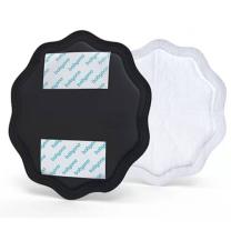 Črne blazinice za dojenje - tanke in vpojne 24 kos, babyono