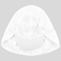 Vijoličen poletni klobuček z UV zaščito (2-4 leta)