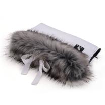 Bela muf rokavica Cottonmoose