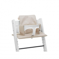 Bež blazina za otroški stolček Tripp Trapp NOUGAT Jollein®