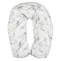 BLAZINA ZA DOJENJE IN DOJENČKE bela marmor