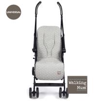 siva blazina za voziček