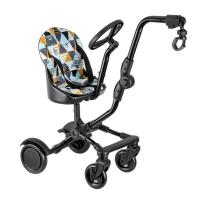 Univerzalna stranska rolka za voziček s sedežem –  z volanom