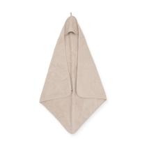 BEŽ brisača s kapuco 75x75 cm, Jollein®