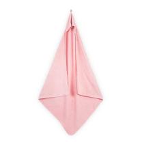 ROZA brisača s kapuco 100x100 cm, Jollein®