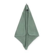 ZELENA brisača s kapuco 75x75 cm, Jollein®