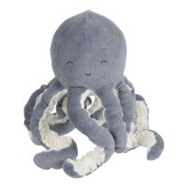 igračka hobotnica ocean modra, little dutch
