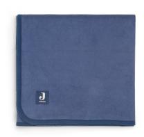 Modra tanka odeja JEANS BLUE 75x100 cm