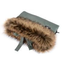 Jungle zelena enojna rokavica za voziček (univerzalna), Cottonmoose