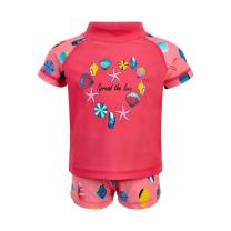 ROZA UV kopalke za dojenčka (velikost 80), Color Kids -majica