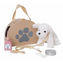 Bel kuža v torbi (3 leta+), Jabadabado