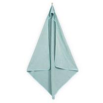 MINT brisača s kapuco 100x100 cm, Jollein®