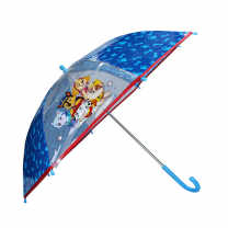 Otroški dežnik TAČKE NA PATRULJI, Umbrella party