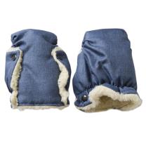 JEANS PLAVE muf rukavice za dječja kolica