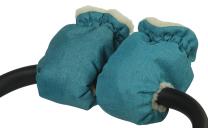 JEANS TIRKIZNE muf rukavice za dječja kolica
