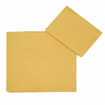 Mustard 2-delna posteljnina 150X120 cm, Largo