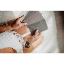 Nosečniške milestone kartice, Beležnica
