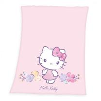 Odeja Hello Kitty 130x160 cm