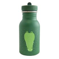 Zelena otroška steklenička MR.CROCODILE (350 ml), trixie