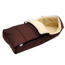 SMEĐA zimska vreća 90 cm - 100% ovčja vuna