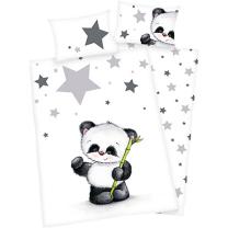 2-djelna posteljina LARA panda 135x100 cm