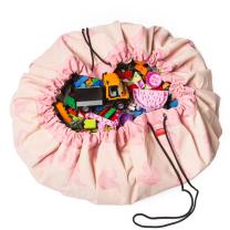Svjetlo ROZA vreća i podloga Play & Go SLON