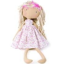 Lutka od tekstila Kelsey (0+), 50 cm Bonikka