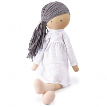 Lutka od tekstila Megan (0+), 50 cm Bonikka
