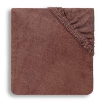 Rjava PREVLEKA za previjalno blazino CHESTNUT 50x70 cm, Jollein®