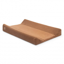 Rjava PREVLEKA za previjalno blazino CARAMEL 50x70 cm, Jollein®