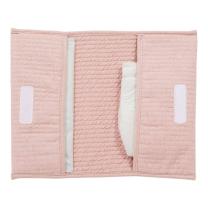 Roza torbica za pleničke Pure Pink, Little Dutch