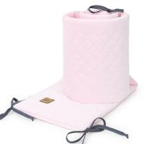 ROZA obroba za posteljico, VELVET (180x30 cm), MAMO-TATO