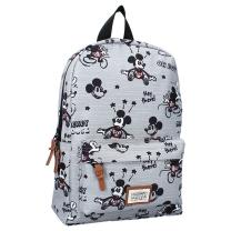 Siv otroški nahrbtnik MICKEY MOUSE That One Friend, Disney