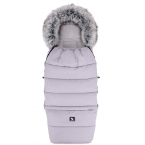 Siva zimska vreča COMBI 3v1 YUKON 116x49 cm, Cottonmoose