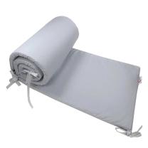 Siva kompaktna obroba 180x30 cm