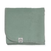 Zelena tanka odeja ASH GREEN 75x100 cm, Jollein®