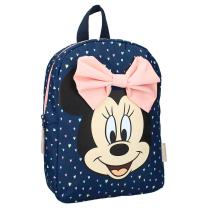 Temno moder otroški nahrbtnik Minnie Mouse, Hey it's me!, Disney