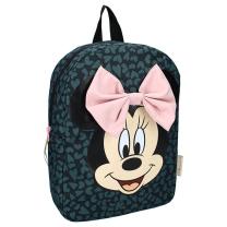 Temno zelen otroški nahrbtnik Minnie Mouse, Hey it's me!, Disney