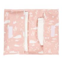 Roza torbica za pleničke Ocean Pink, Little Dutch
