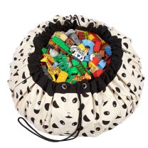 Prljavo BIJELA vreća i podloga Play & Go PANDA