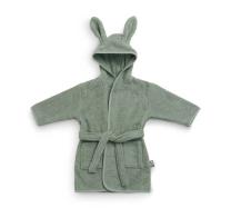 Zelen otroški kopalni plašč 1-2 leti ASH GREEN, Jollein®