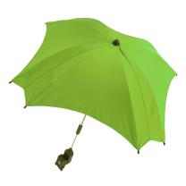 Svjetlo zelen UV suncobran za kolica Babymax