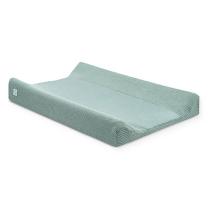 Zelena PREVLEKA za previjalno blazino FOREST GREEN 50x70 cm, Jollein®