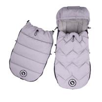 Siva zimska vreča ARCTIC, 110x50 cm, Cottonmoose