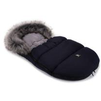 Temno modra zimska vreča MINI Cottonmoose