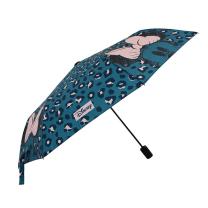 Zložljiv dežnik Minnie Mouse Grey Sky